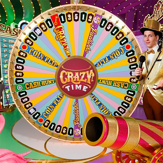 Crazy Time Casino